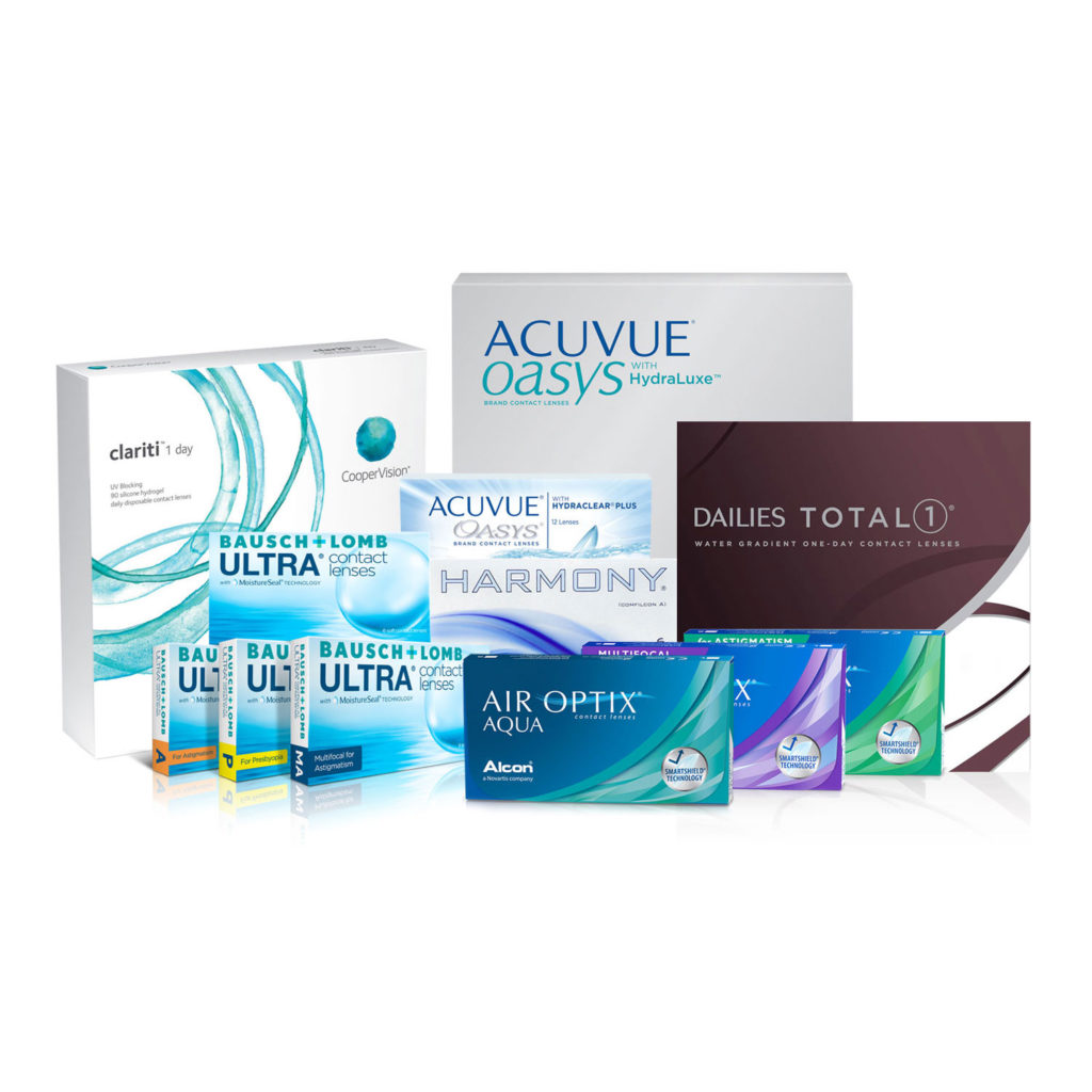 Shop All Contact Lenses