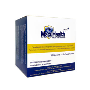 MacuHealth Plus 90 Sachets